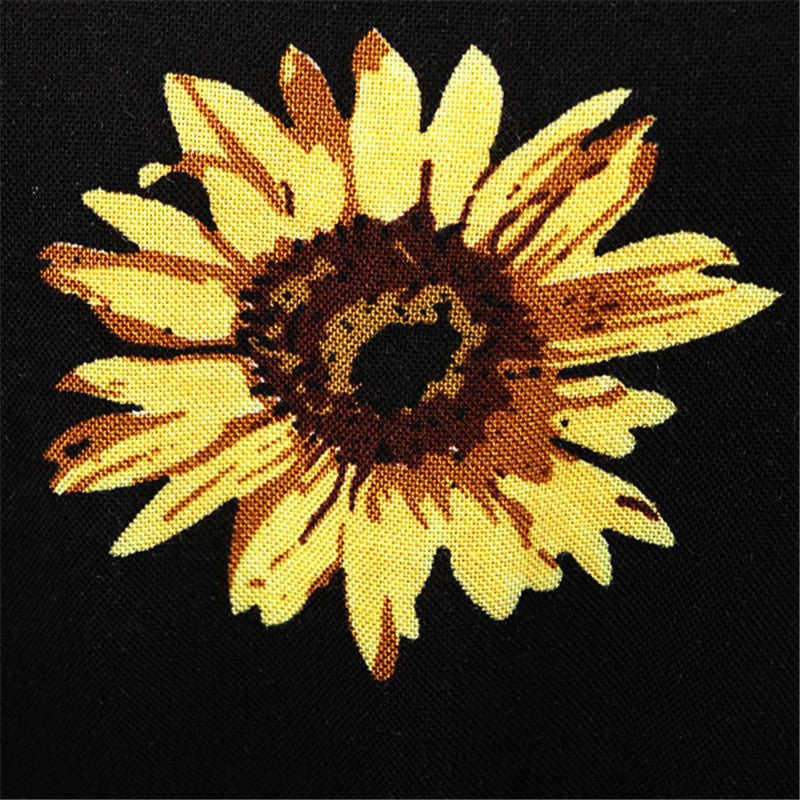 Sunflower RomperBodysuitLuna Daze