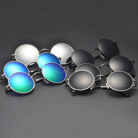 Polarized Retro Shades - Luna Daze