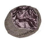 Striped Peaky Blinder Hat - Luna Daze