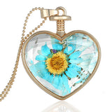 Wildflower Love NecklaceJewelryLuna Daze