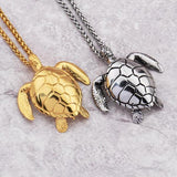 Maui Sea Turtle Necklace