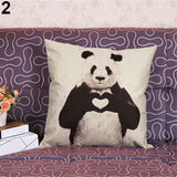 Vintage Painted Animal PillowcaseInteriorLuna Daze