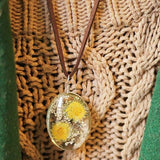 Forever Cherished Daisy Necklace, Luna Daze
