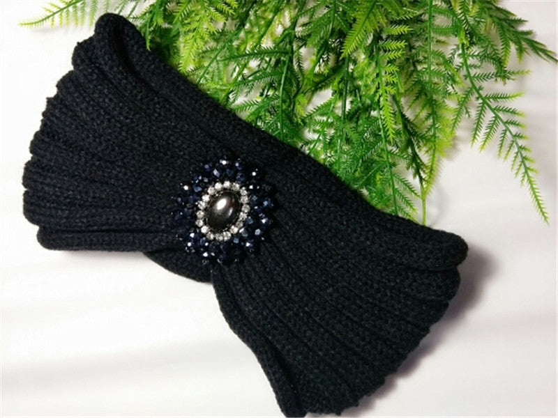 Beautifully Jeweled Headband, Luna Daze