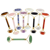 Gemstone Facial Massage Roller