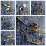 Black Magic Pin Sets, Luna Daze