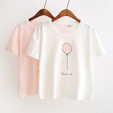 Dream Up Printed T-Shirt