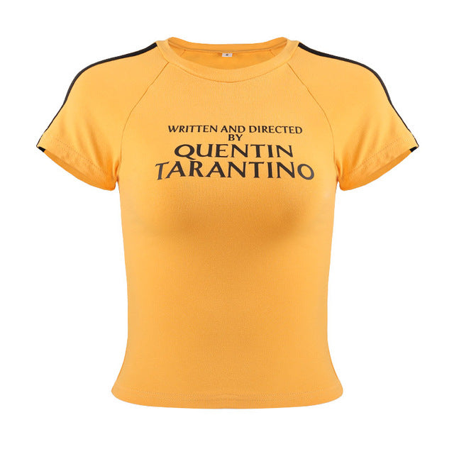 Tarantino Fan Top
