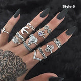 Essential Bohemian Ring Sets