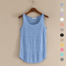 Loose Cotton TankTopsLuna Daze
