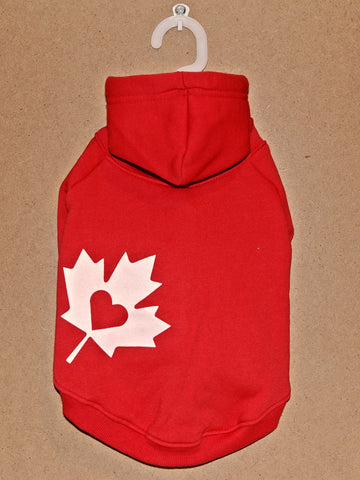Canadian Love Eh? Classic Hoodie
