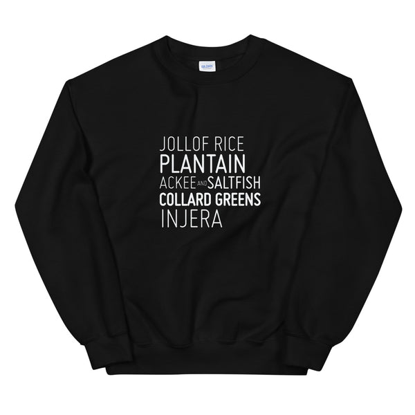 Jollof & Friends Sweatshirt