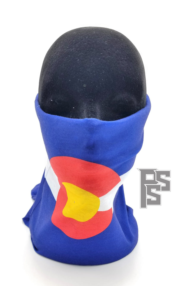Colorado Flag Festival Bandana