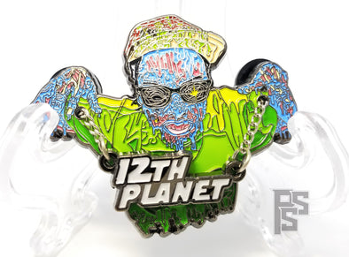 12th Planet Lapel Pin