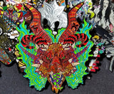 Bass Dragon: Bassnectar, Excision, Zeds Dead