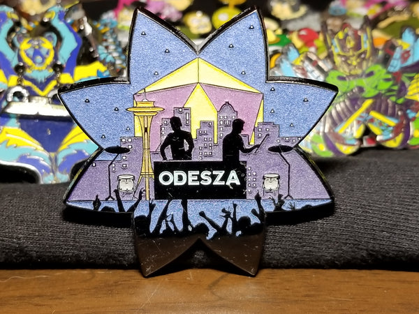 Odesza: In Return V4 Pin