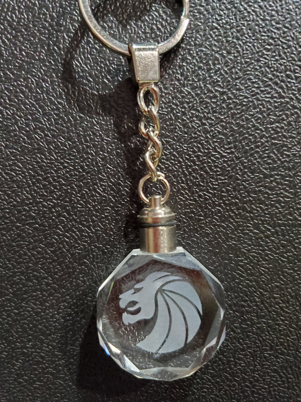 Seven Lions Light Up Keychain