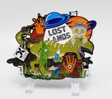 Lost Lands Scenic Pin