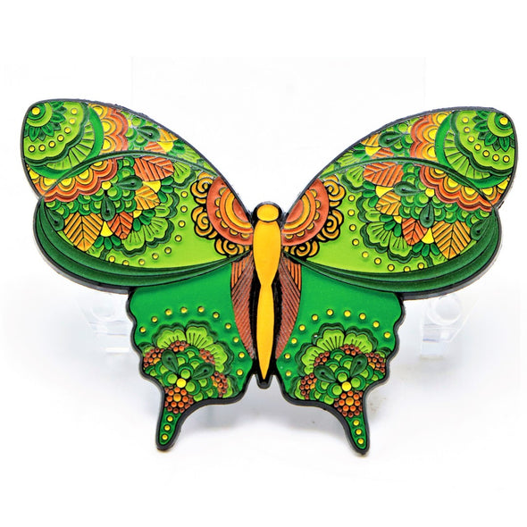 Avalon Butterfly Lapel Pin