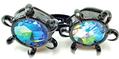 Black Claw Kaleidoscope Goggles