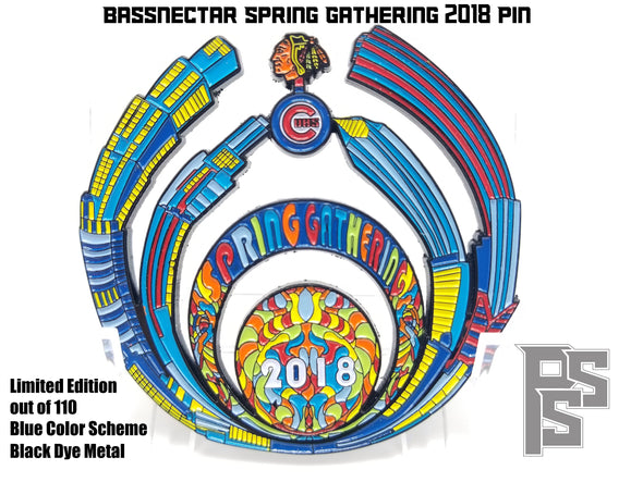Bassnectar Spring Gathering Chicago 2018