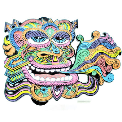 Chris Dyer Rootwire Create Lapel Pin