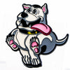 Cutie Pitbull Lapel Pin