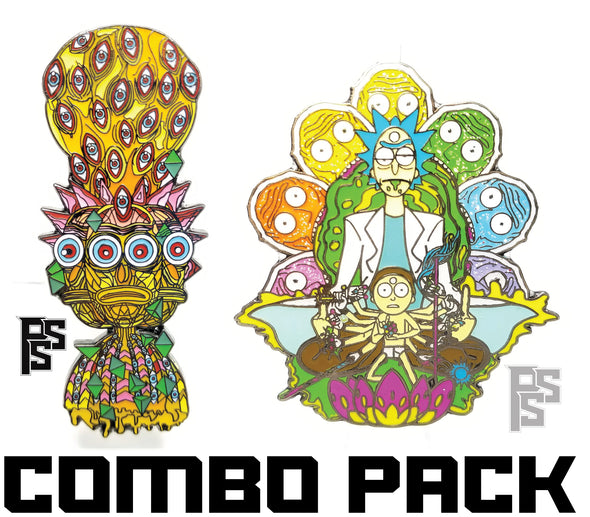 DMT Rick and Flow Wars Combo Pack