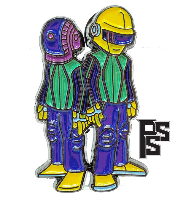 Mini Daft Punk Pin (limited) Lapel Pin