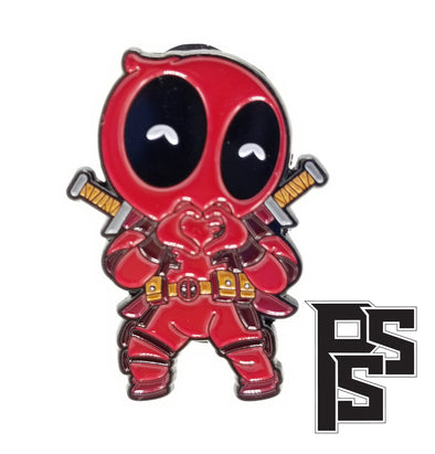 Deadpool 😍 You Lapel Pin