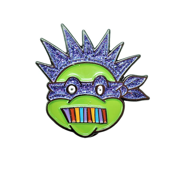 Ninja Turtles Lapel Pin