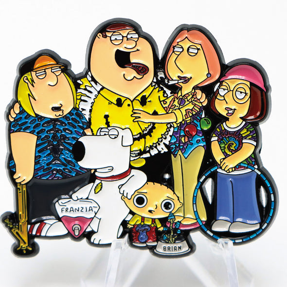 Festy Fam: Family Guy Lapel Pin