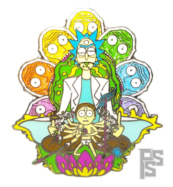 Rick and Morty Flow Wars Return of the One True Morty