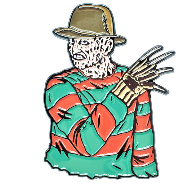 Freddy Cougar Lapel Pin