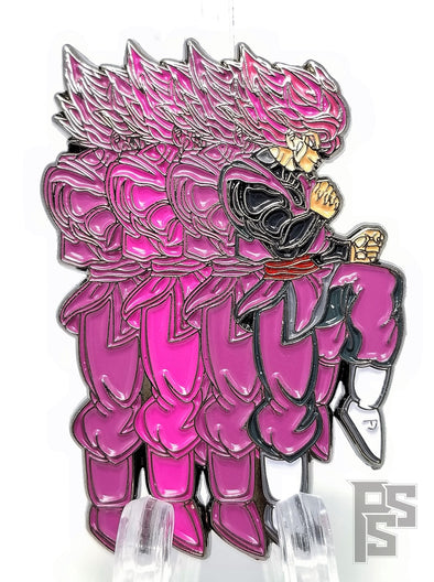 Dragon Ball Z: Goku Black Lapel Pin