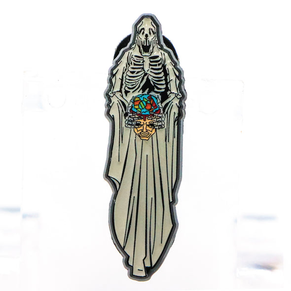 Halloween Ghoul: Trick or Treat Lapel Pin