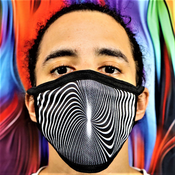 Hypnosis Face Mask