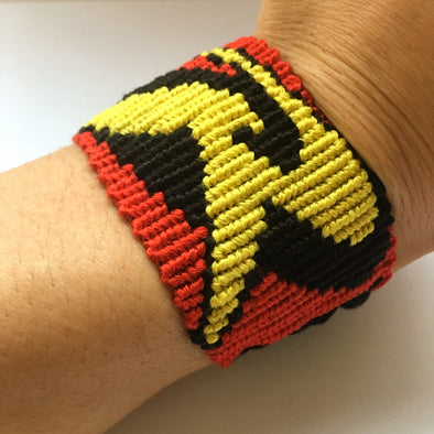 Robin Friendship Bracelet (Custom Hand Made)