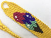 Icecream Cone Friendship Bracelet (Custom Hand Made)