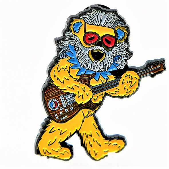 Jerry Bear Lapel Pin