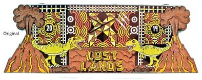 Lost Lands 2019 Lapel Pin