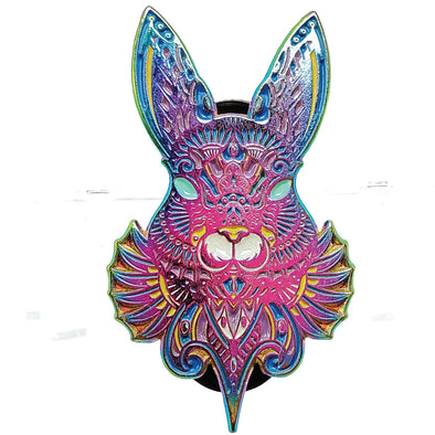 Mythical Rabbit Lapel Pin