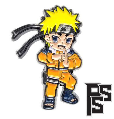Naruto Hand Seal Pin