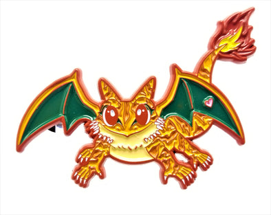 Pokemon: Charizard (Natural Edition) Pin