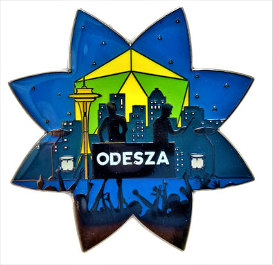 Odesza: In Return Lapel Pin