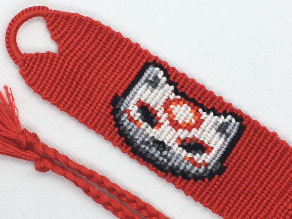 Okami Friendship Bracelet (Custom Hand Made)