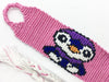 Penguin Friendship Bracelet (Custom Hand Made)
