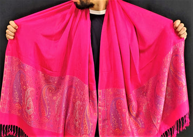 Perfect Pink Pashmina