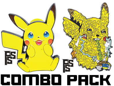 Pikachu Pin Combo Pack