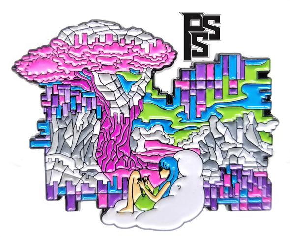 Porter Robinson Shelter (Purple)